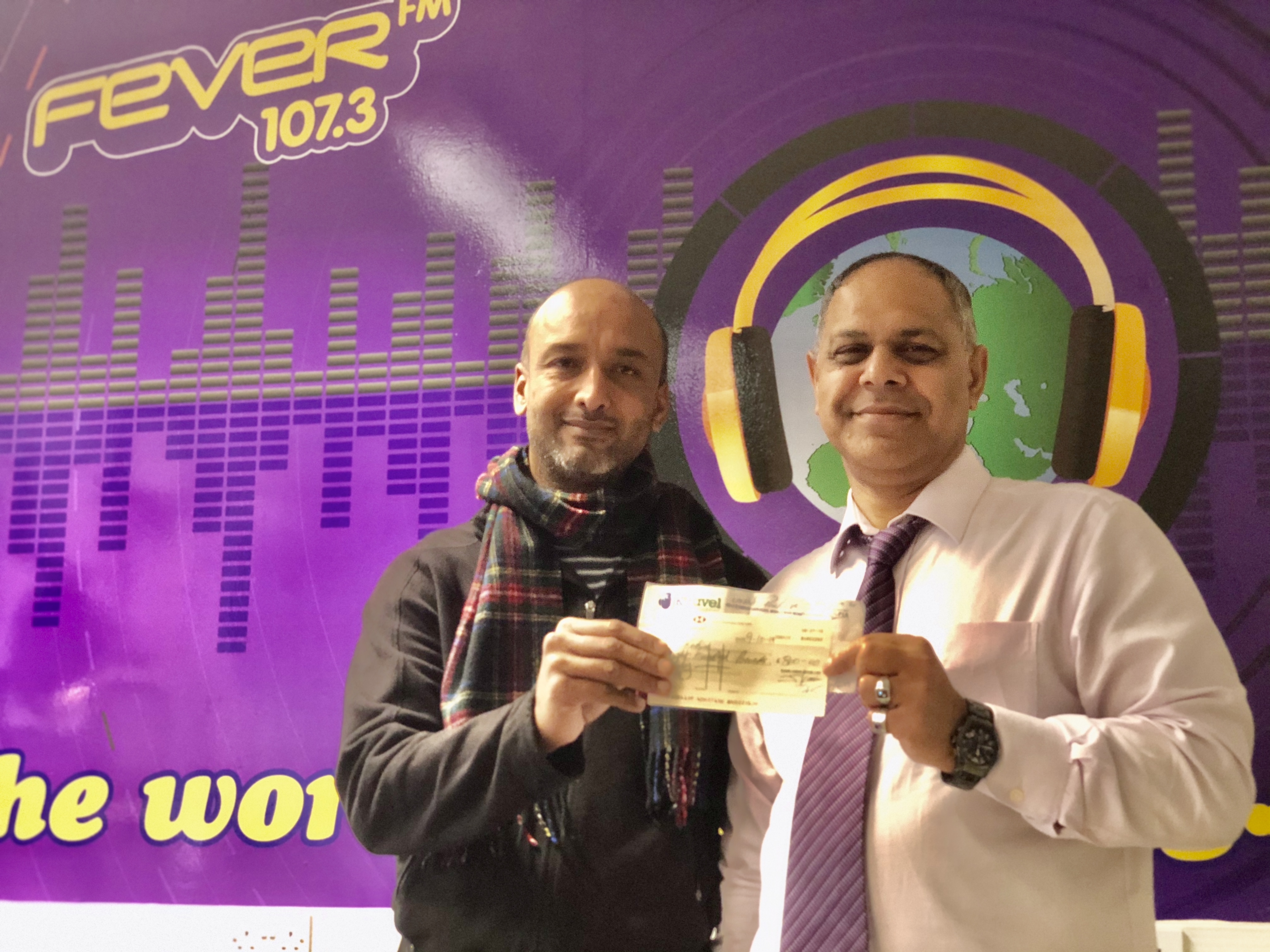 Winner of the Umrah competition in the Month of Ramadhan 2019