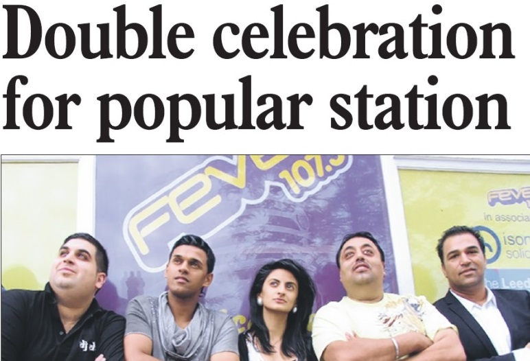 Double celebration for popular station